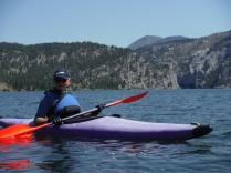 Kayaking in Montana